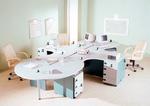 красиви офис мебели от пдч удобни