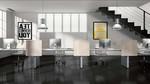 сигурни офис мебели от пдч авторски дизайн