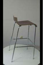 скъпи хромирани бар столове