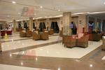 Мебел от естествен ратан за лоби и хотел