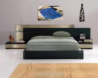 Спалня с нощни шкафчетa