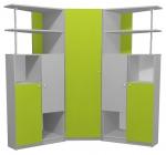 шкафчета за детски градини 29438-3188