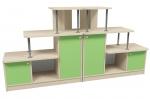 шкафчета по поръчка за детска градина 29445-3188